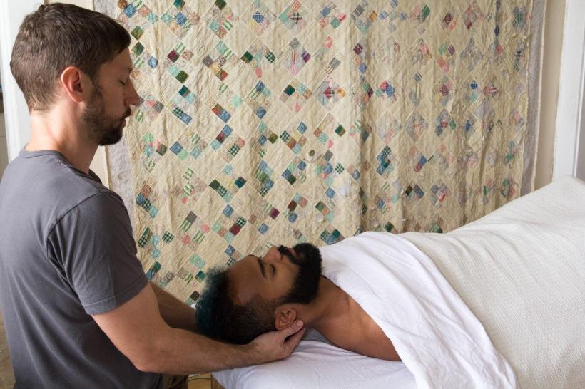 massage with luke gutgsell